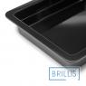 Гастроёмкость Brillis GN1/2-65 из черного меламина