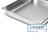 Гастроемкость стандартная Brillis GN2/1-100
