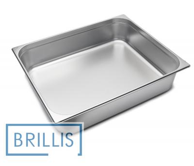 Гастроемкость стандартная Brillis GN2/1-150