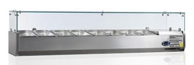 Холодильная витрина TEFCOLD VK38-180