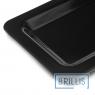 Гастроёмкость Brillis GN2/4-20 из черного меламина