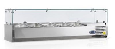 Холодильная витрина TEFCOLD VK33-120