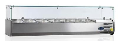 Холодильная витрина TEFCOLD VK33-150