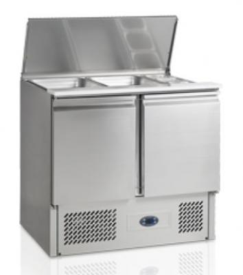 Холодильный стол-саладетта TEFCOLD SA920