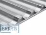 Противень для багетов 600х400 мм алюминиевый 5 волн