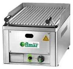 Гриль лавовый Fimar GL-33