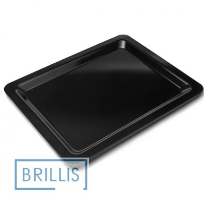 Гастроёмкость Brillis GN1/2-20 из черного меламина