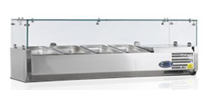 Холодильная витрина TEFCOLD VK38-120
