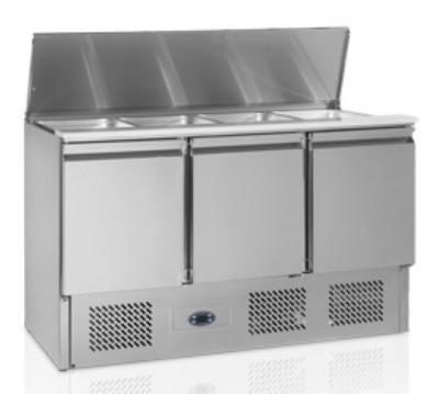 Холодильный стол-саладетта TEFCOLD SA1365