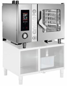 Пароконвекционная печь Angelo Po FX61E2C