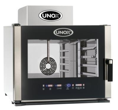 Печь пароконвекционная Unox XVC 315EG