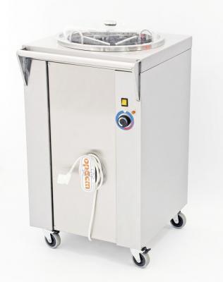 Диспенсер для тарелок с подогревом Орест PD-50 Э