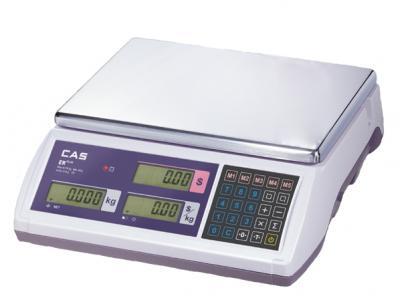 Весы торговые CAS ER Plus E