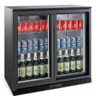 Холодильный шкаф EWT INOX LG198S