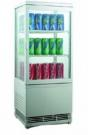 Холодильная витрина EWT INOX RT58L
