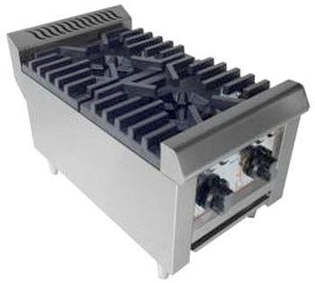 Плита профессиональная газовая EWT INOX TTGC2