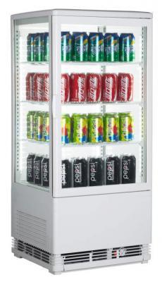 Холодильная витрина GoodFood RT78L white
