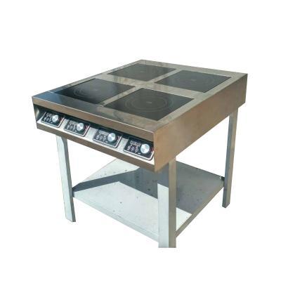 Плита индукционная на 4 конфорки 3,5 кВт (757585)