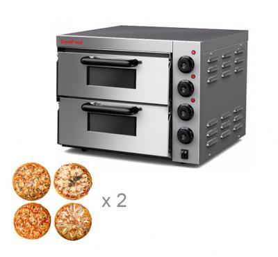 Печь для пиццы GoodFood PO2