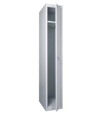 Шкаф металлический гардеробный ШОМ-300/1
