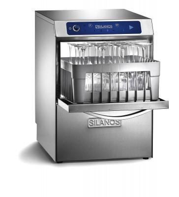 Посудомоечная машина барная Silanos S021 PS DIGIT