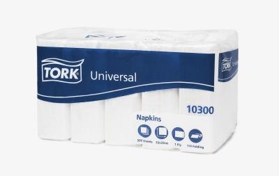 Салфетки Tork Universal (белые)