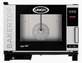 Пароконвекционная печь Unox XEBC04EUE1R