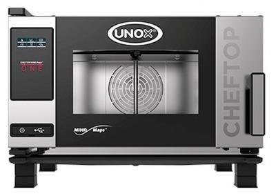 Пароконвекционная печь Unox XEVC0311E1R