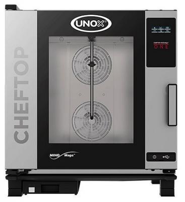 Пароконвекционная печь Unox XEVC0711E1R