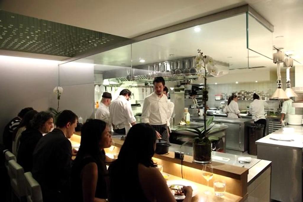 Open Kitchen Design .